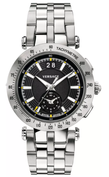 Đồng hồ Versace VAH010016 V-RACE SWISS QUARTZ STAINLESS STEEL CASUAL WATCH