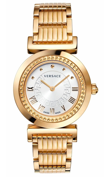 Đồng Hồ VERSACE P5Q80D001 S080 VANITY ROSE GOLD ION-PLATED WATCH
