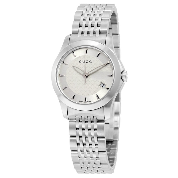 Đồng Hồ Gucci YA126501 G Timeless Ladies Watch