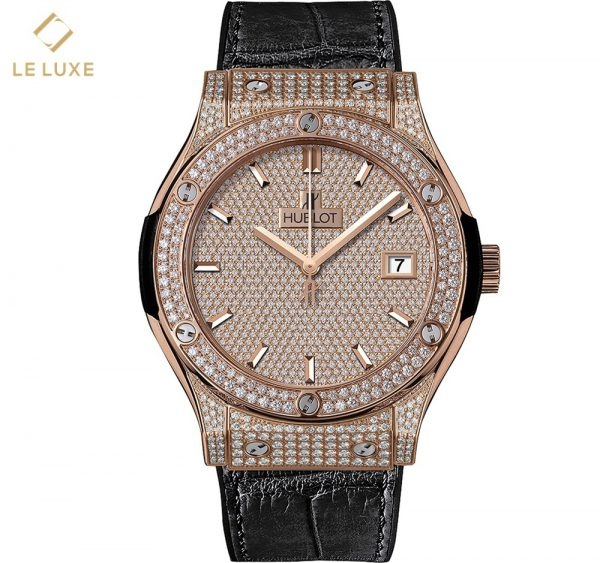 ĐỒNG HỒ HUBLOT CLASSIC FUSION AUTOMATIC GOLD