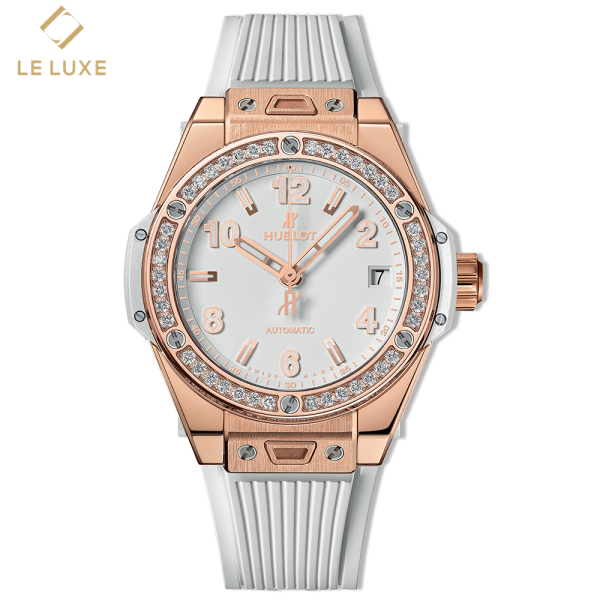 ĐỒNG HỒ HUBLOT BIG BANG ONE CLICK KING GOLD WHITE DIAMONDS