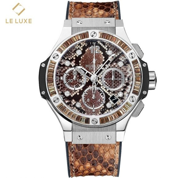 ĐỒNG HỒ HUBLOT BIG BANG BOA BANG STEEL BROWN