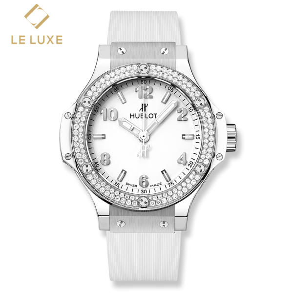 ĐỒNG HỒ HUBLOT BIG BANG STEEL WHITE DIAMONDS