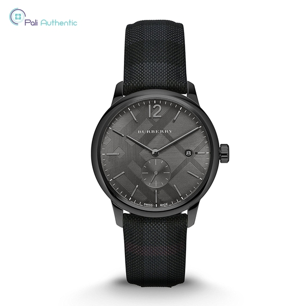 Đồng Hồ Burberry BU10010 Burberry Men's The Classic Round Watch