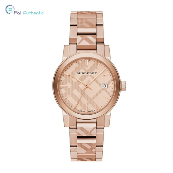 Đồng Hồ Burberry BU9039 The City Watch