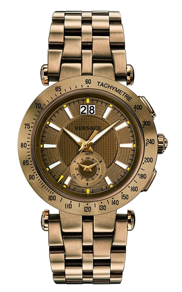 Đồng hồ VERSACE VAH060016 V-Race Swiss Quartz Stainless Stell Watch