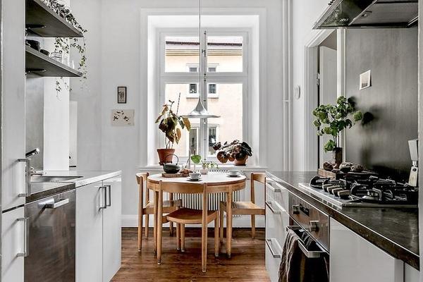 5 Bí Mật Quan Trọng Và 12 Mẫu Thiết Kế Phòng Bếp Đẹp Cho Căn Hộ