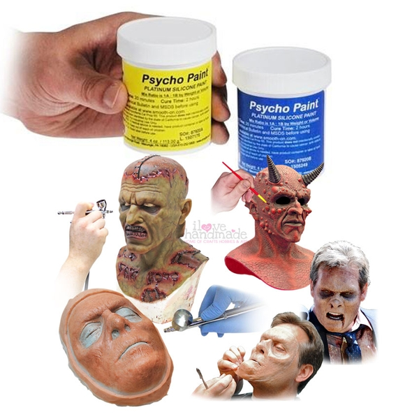 Smooth on Psycho Paint - Màu nền Silicone 226gr
