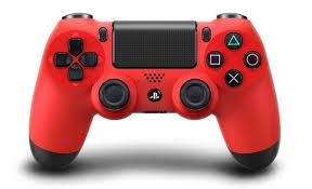 tay-cam-choi-game-khong-day-sony-dualshock-4-zct1-mau-do-red