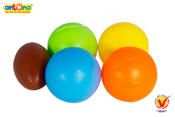 Bộ 5 bóng Ball Collection: