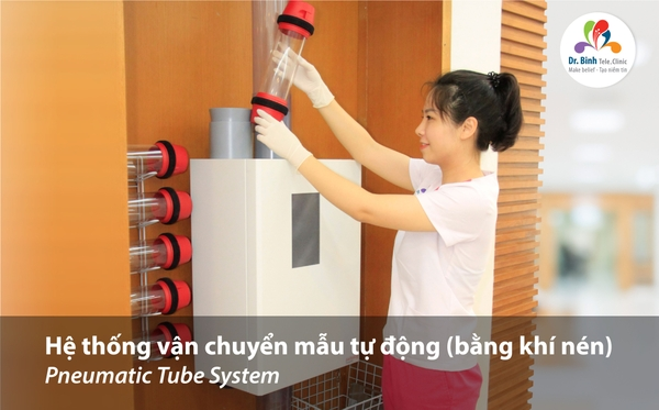Pneumatic-tube-system