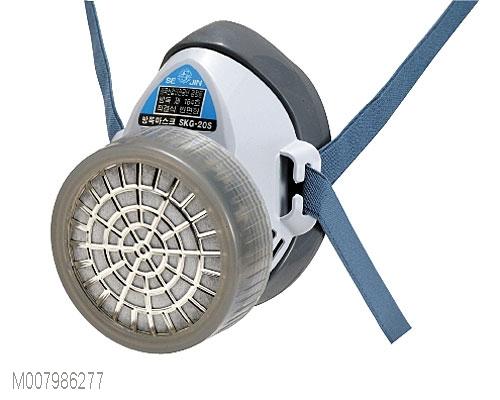 Mặt nạ phòng độc và bụi SG - 9012