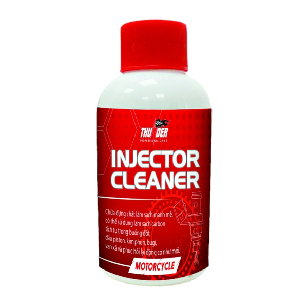 Phụ gia xăng Injector Cleaner 60ml