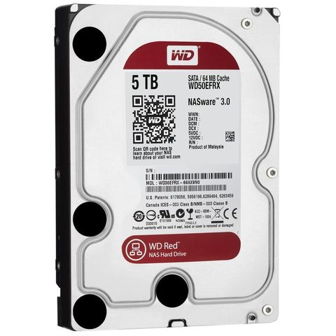 WD HDD Red 5TB 3.5