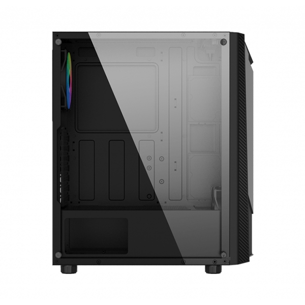 Vỏ case máy tính MSI MAG SHIELD 110R ( 2 FAN LED)