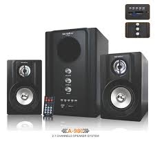 Loa SoundMax A980 (Bluetooth, USB/ thẻ nhớ, Remote/ 40W)