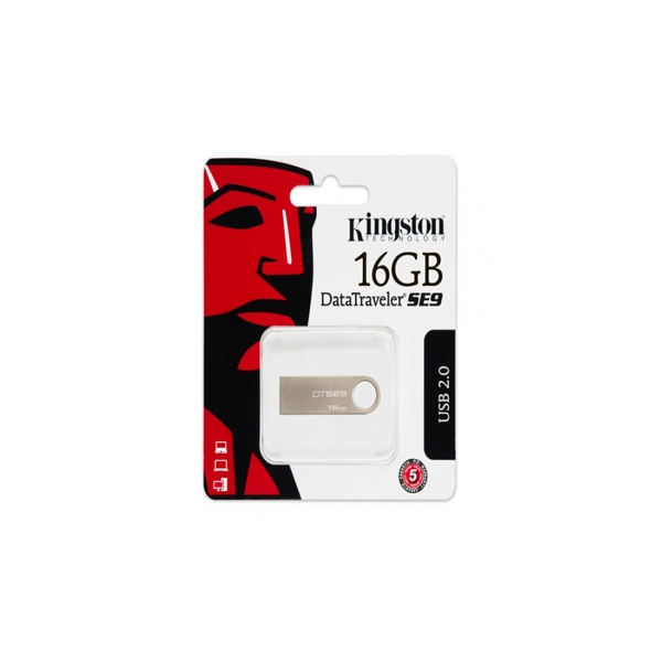 USB 16Gb Kingston DTSE9
