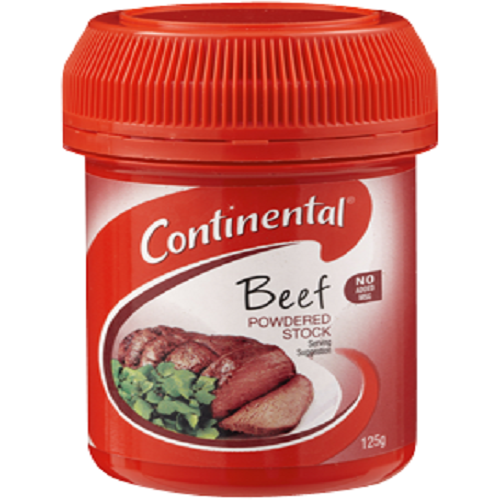 Continental Beef Powder Stock 125