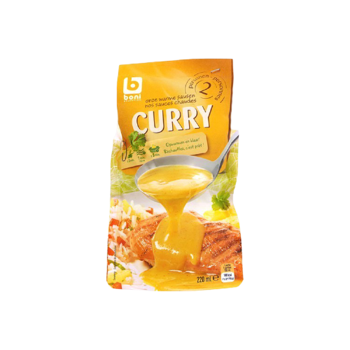 Sốt cà ri Boni Curry 220ml