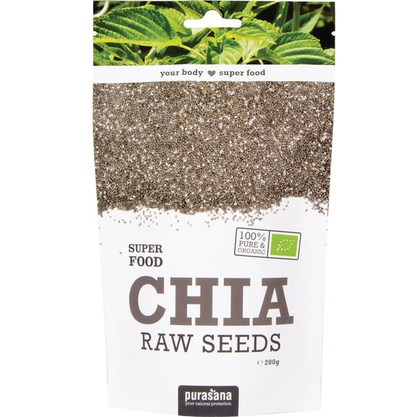 Chia Raw Seeds Purasana 200g