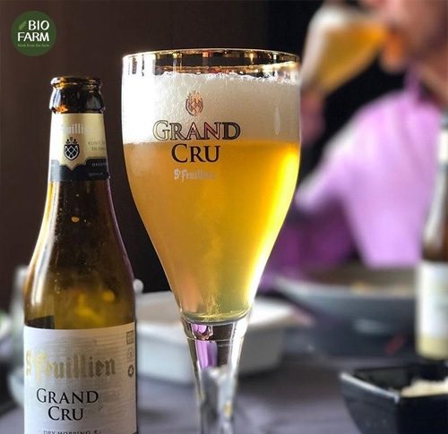 Bia Grand Cru Bỉ 330ml