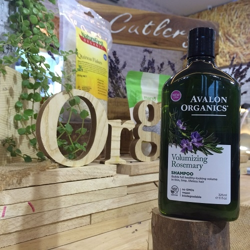 Avalon Organics, Shampoo, Rosemary 325ml