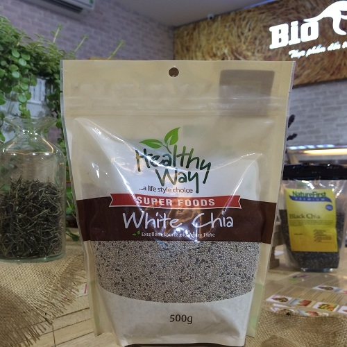 Heathy Way White Chia 500g