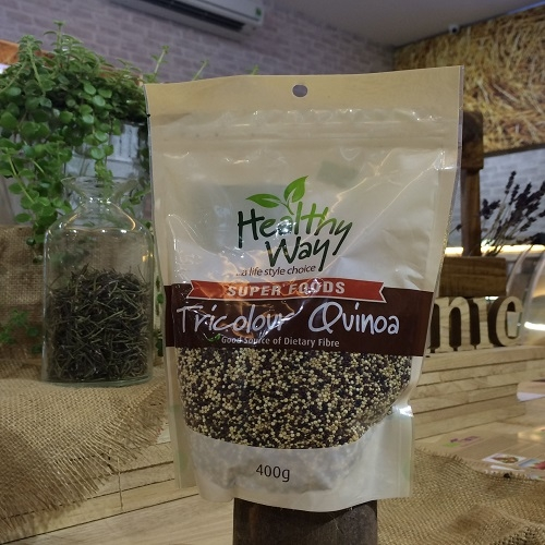 Healthy Way Quinoa Tri Colour 400g