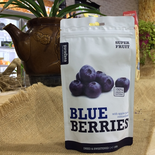 Blue berries 150g (Purasana)