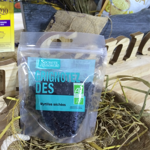 Blue berries 125g (Biologique)