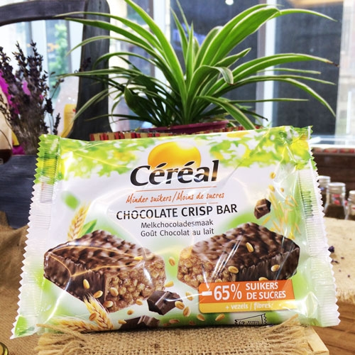 Cereal Chocolate Crisp Bar 105g