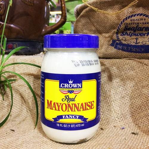 Sốt Mayonnaise Crown 473ml