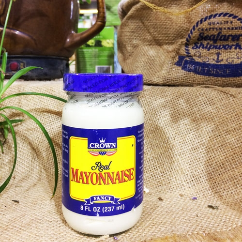 Sốt Mayonnaise Crown 237ml