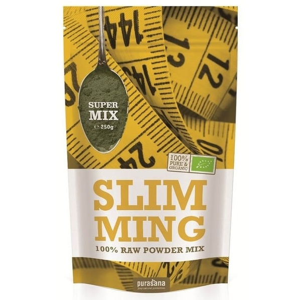 Slimming 100% Raw Powder Mix 250gr