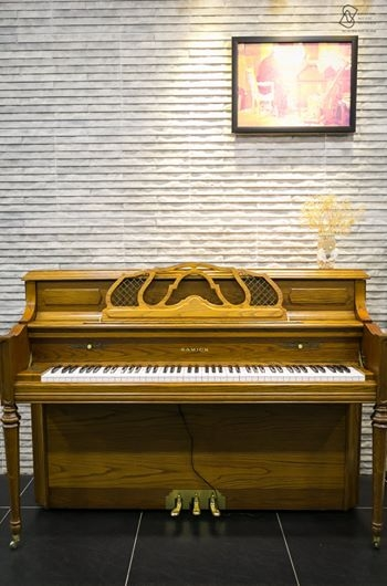 UPRIGHT PIANO SAMICK SG 502 A