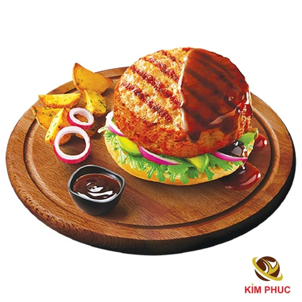 Burger heo xot teriyaki g kitchen 170g