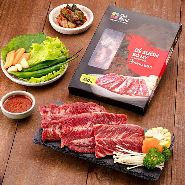De suon bo my king bbq 300g