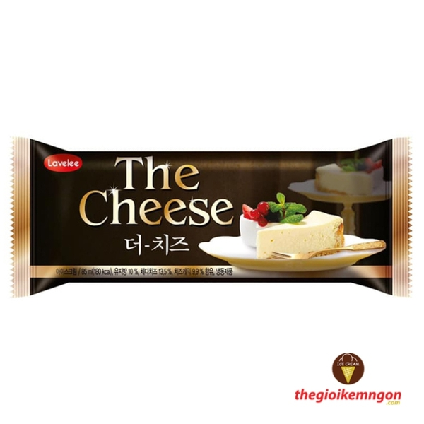 Kem pho mai the cheese lavelee