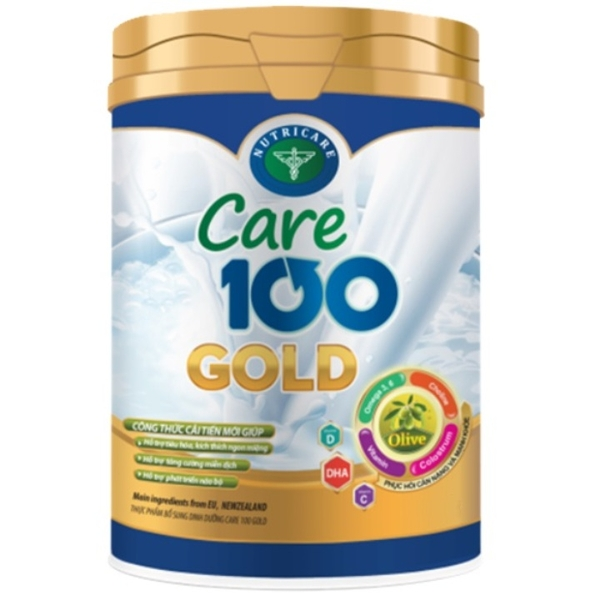 Sữa bột Care 100 Gold
