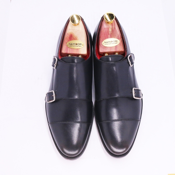Cap Toe Double Monk AL06
