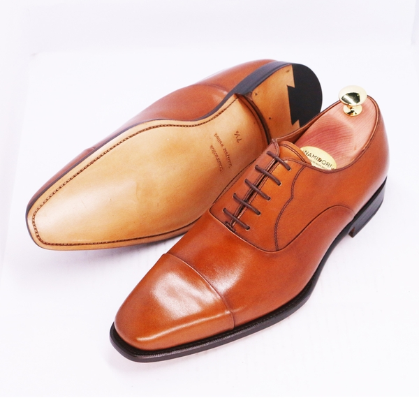 Cap Toe Oxford Hidden Stitch AL02