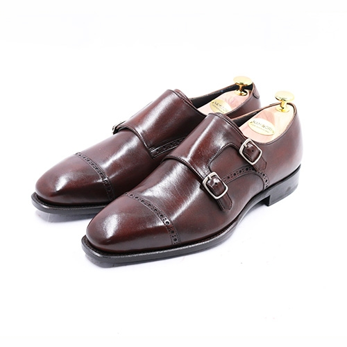 Punch Cap Toe Double Monk BL01