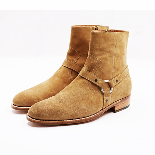 Harness Boots Suede SL11