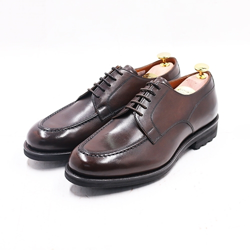 Apron Toe Derby AR06 D.Brown 392