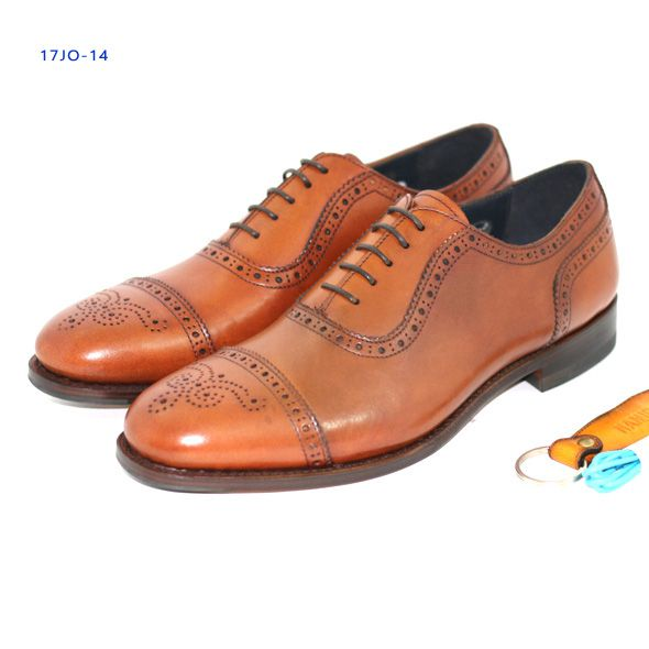 Semi Brogues Oxford BL05