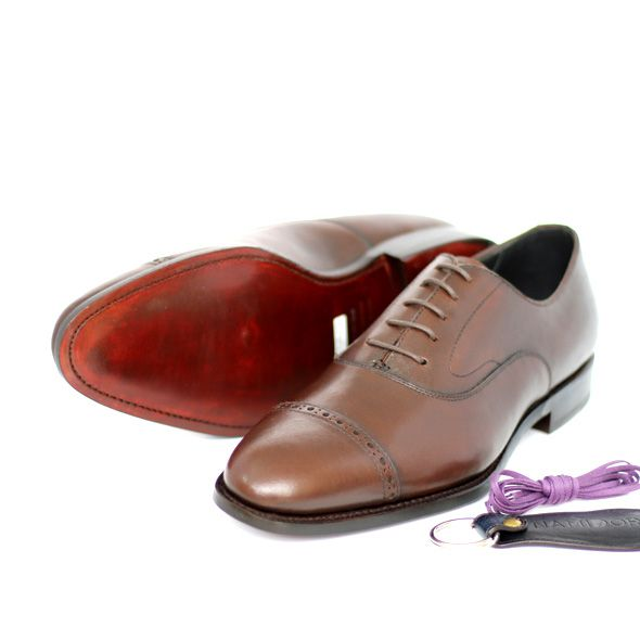 Punch Cap Toe Oxford BL05