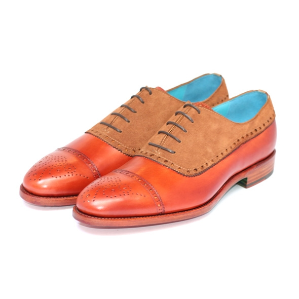 BROGUES BALMORAL OXFORD MTO