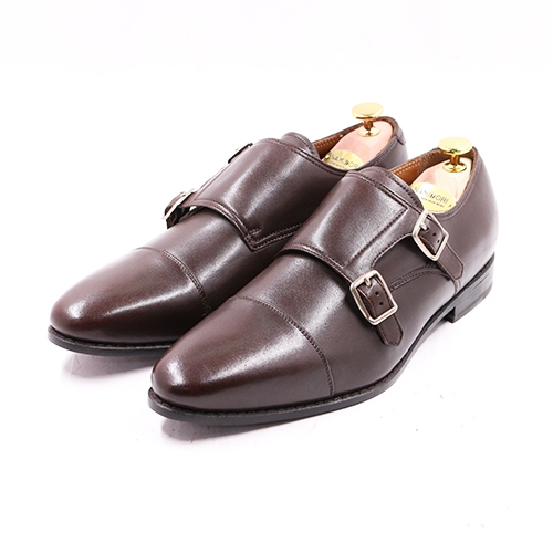 Cap Toe Double Monk Mckay BL08