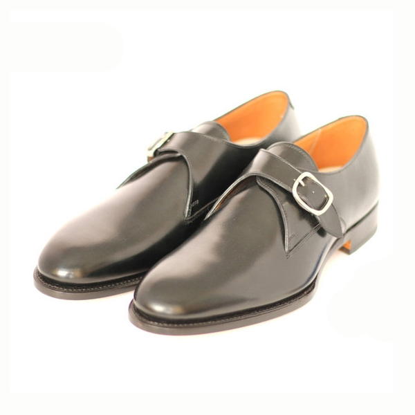 Plain Toe Single Monk AL06