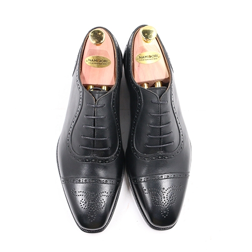 SEMI BROGUES OXFORD